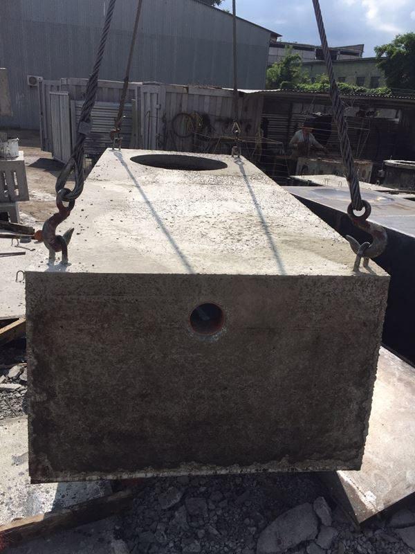 Септик 2000 литров для высокого уровня грунтовых вод