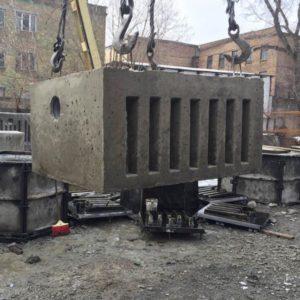 Купить бетонный дренажный тоннель Никос-300